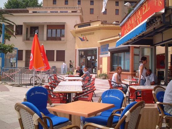 La Tramontane: Restaurant