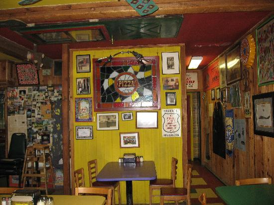 Cafe Rio: Inside Decor