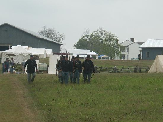 Camp Nelson Civil War Heritage Park: Civil War Days