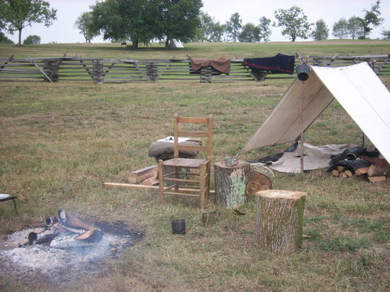 Camp Nelson Civil War Heritage Park: Civil War Days