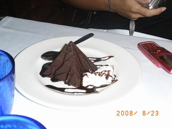 Il Mercante Di Venezia: dessert