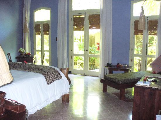 Hotel Tugu Lombok : Aloon Aloon Villa-Bedroom