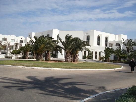 ClubHotel Riu Palm Azur : Entrée de l'hôtel