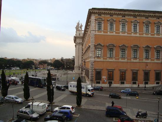 Happy Holiday Bed and Breakfast: San Giovani in Laterano desde la habitación