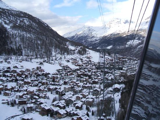 Elite Alpine Lodge : saas fee