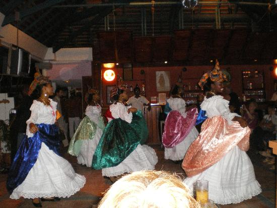 Hotel-Club Trois Ilets: Soirée folklorique
