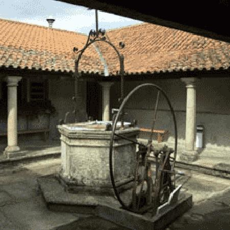 Chacim, Portugal: Claustro interior do Seculo XVIII