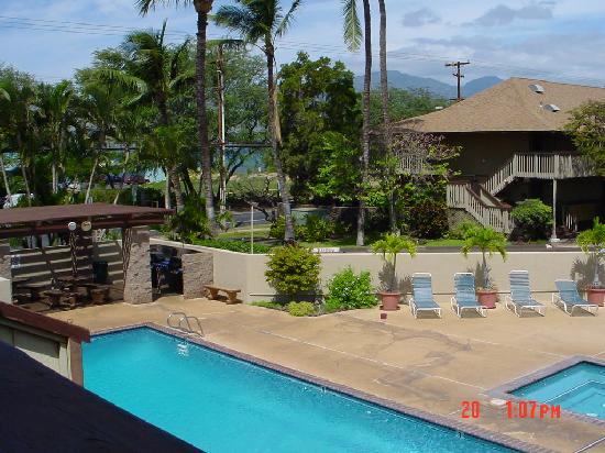 Kihei Bay Surf: from the deck