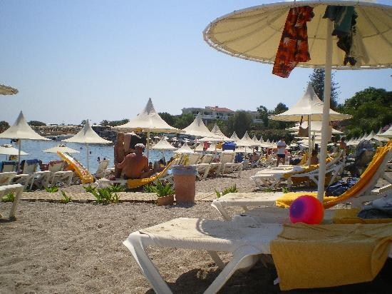 Columbus Paradise Beach Village: spiaggia
