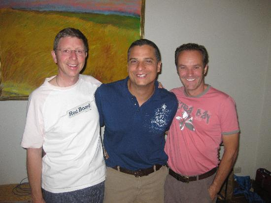 Casa Don Pascual: Hanging out with Herbert and Pascual