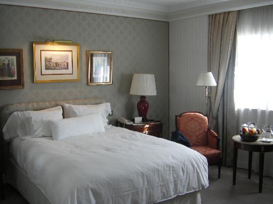 Letto queen size da sogno picture of the westin palace madrid