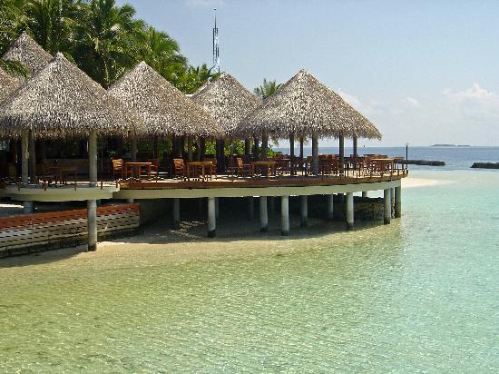 Baros Maldives: Cayenne Grill