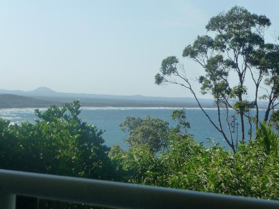 The Lookout Resort Noosa: View from balcony