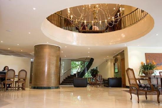 Hotel Porton Medellin: LOBBY