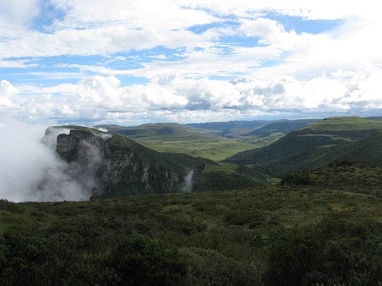 ฟลอเรียโนโปลิส: View from Morro da Igreja