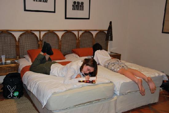 Auas Safari Lodge: bedroom