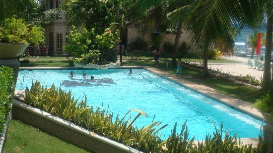 Danao, Philippines: the pool
