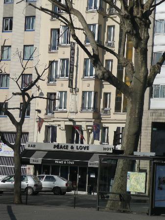 Peace and Love Hostel : Huye!