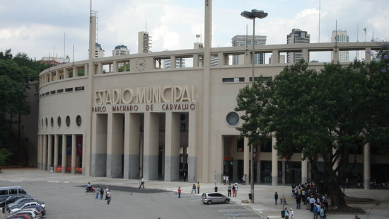 Museo del Fútbol: The museum is inside the stadium