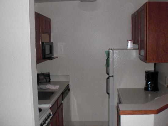 Towneplace Suites Detroit Livonia : Kitchen Space