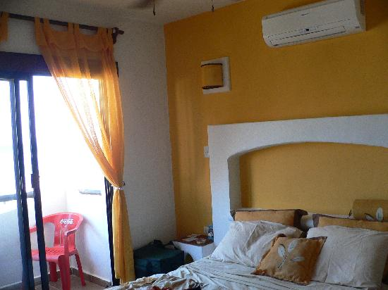 بوسادا باشماما ماهاهوال: our room