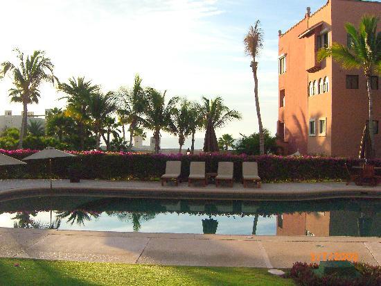 Casa Del Mar Beach Condos : View from our patio