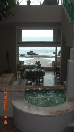 Las Rosas Hotel & Spa: lobby