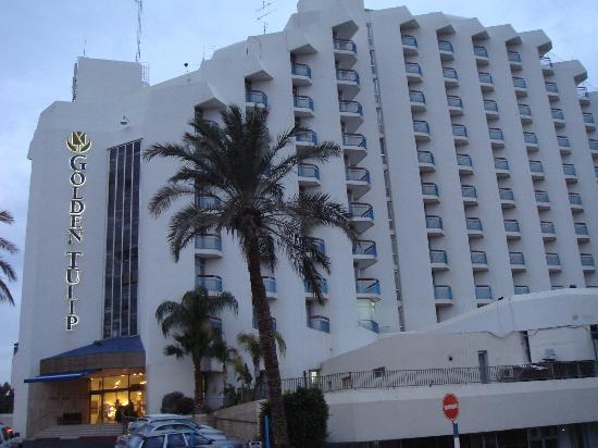Leonardo Club Hotel Tiberias Front