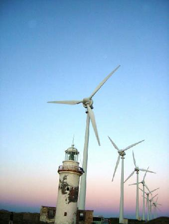 Wind energy in Bozcaada
