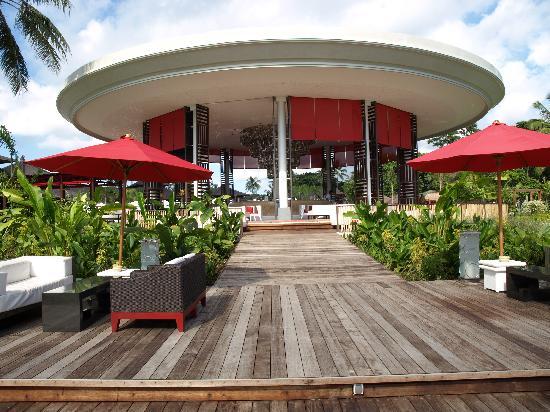 Club Med Bali: le bar