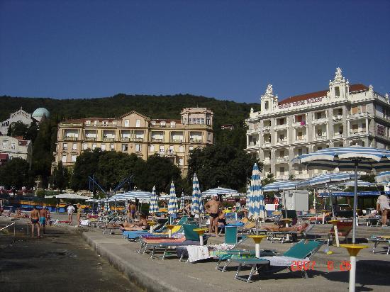 Opatija, Croatia: Grand Hotel Palace