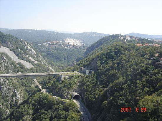 Rijeka, كرواتيا: Highway
