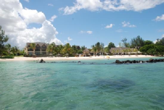 Sands Suites Resort & Spa: Vista dal mare