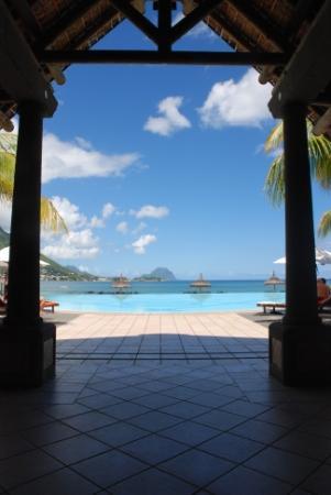 Sands Suites Resort & Spa: Veduta dalla Hall