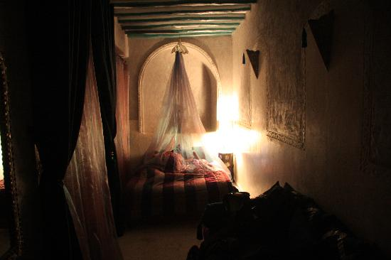 Riad Lorsya: our room