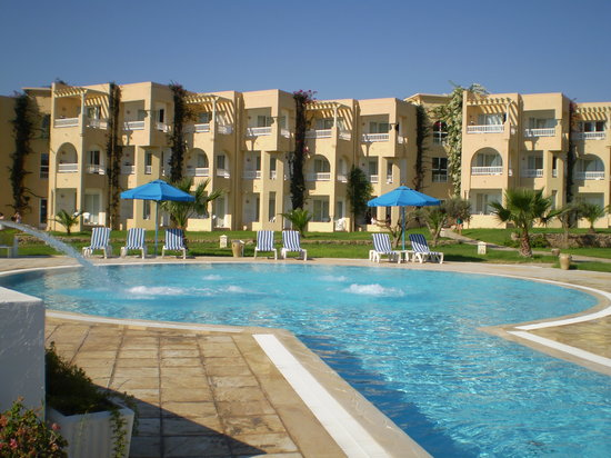 Cap-Bon Kelibia Beach Hotel & Spa: villaggio