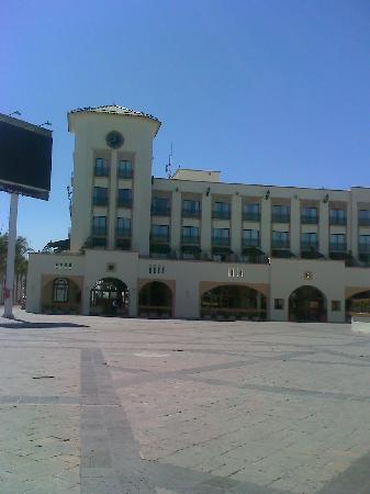 Fiesta Americana Aguascalientes: Torre del Reloj