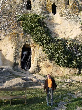 Alia, Italie : Grotte della Gurfa