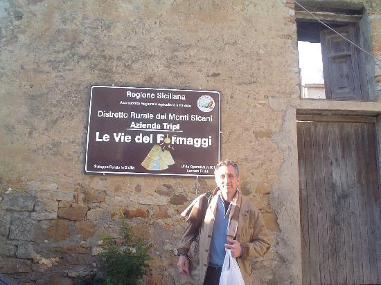 Alia, Olaszország: Azienda Agricola Tripi in Marcatobianco