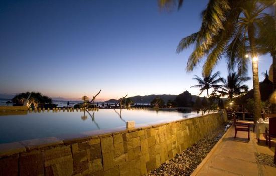 Novotel Lombok Resort and Villas: The Swimming Pool