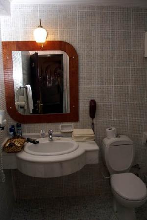 Dinler Hotels – Urgup: bathroom