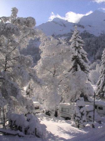 La Clusaz, França: detente soleil et neige du bonheur