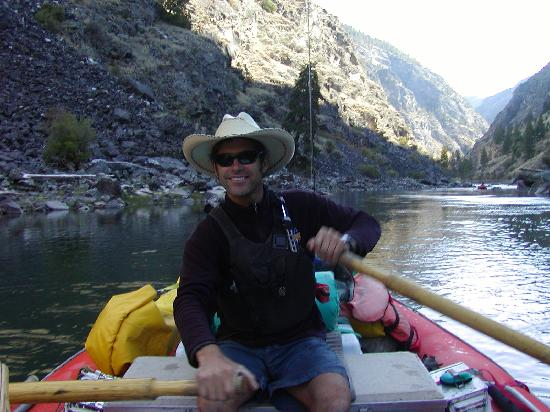 Natural hot springs picture of middle fork of the salmon for My fishing advisor