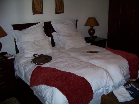 Kronenhoff Guest House: Inside room 6