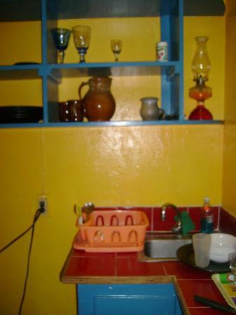 Mikuzi Kingston : kitchenette