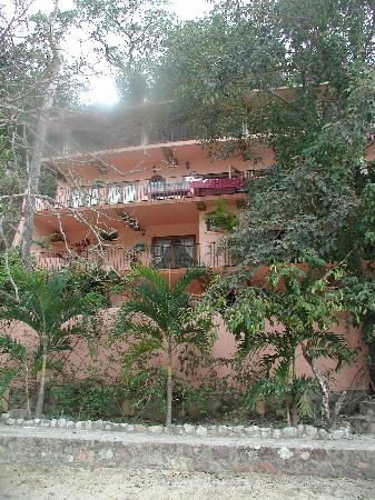Beautiful Private Casa de los Artistas, lucky you if you choose this one.