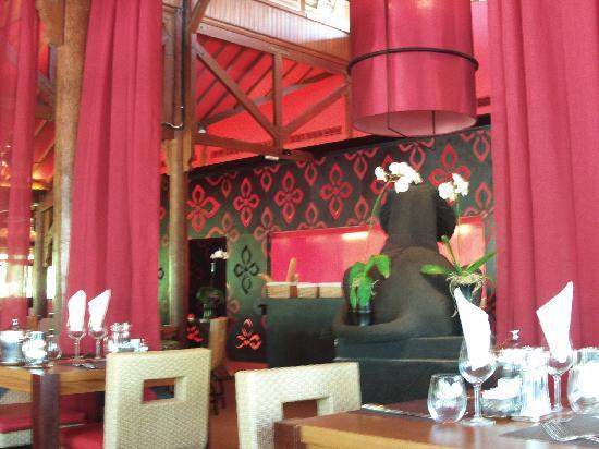 Club Med Bali: le restaurant à la carte