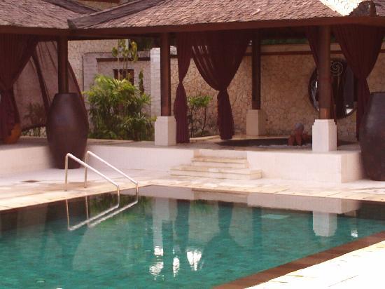 Club Med Bali: la 2nd piscine ici silence