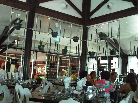 Club Med Bali: le restaurant principal