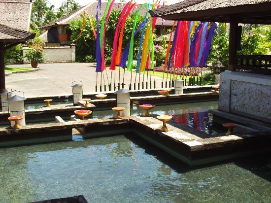 Club Med Bali: l'accueil